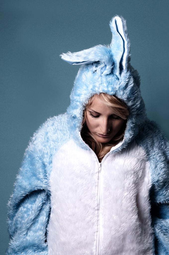 bunny @ home