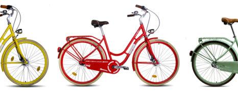 Fahrräder, Fixies, Retrobikes